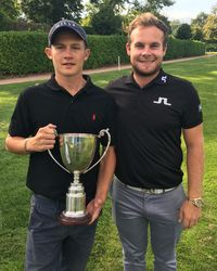 Junior Order of Merit Winner