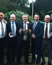 Hillman Trophy Winners