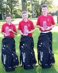 Futures Tour Order of Merit Winners